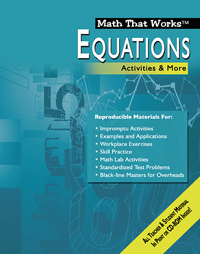 Math That Works cover