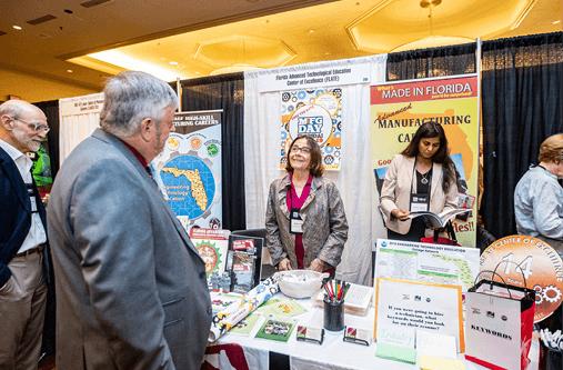 conference exhibit