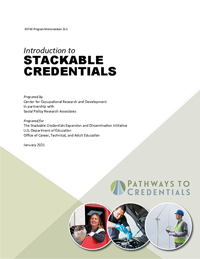 Introduction to Stackable Credentials